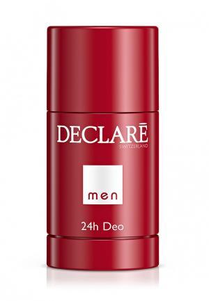 Дезодорант для мужчин 24-часа Declare. Цвет: красный