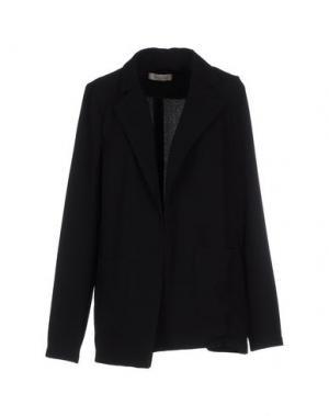 Пиджак LOU LONDON. Цвет: черный