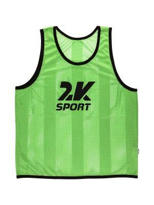 Майка спортивная 2K. Цвет: светло-зеленый