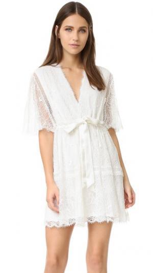 Платье Belinda Alexis. Цвет: оттенок белого