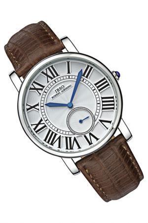 Часы IBSO. Цвет: коричневый