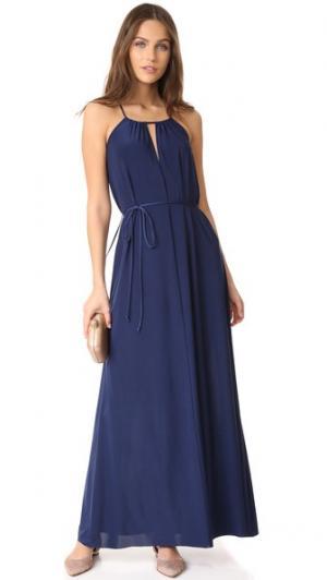 Платье Charlie Twobirds. Цвет: сапфир