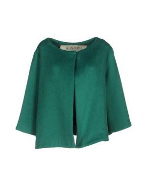 Пиджак SHIRTAPORTER. Цвет: зеленый