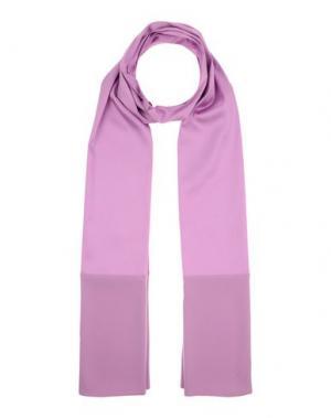 Палантин TALBOT RUNHOF. Цвет: розовато-лиловый