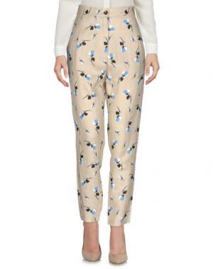 Повседневные брюки ATTIC AND BARN. Цвет: бежевый