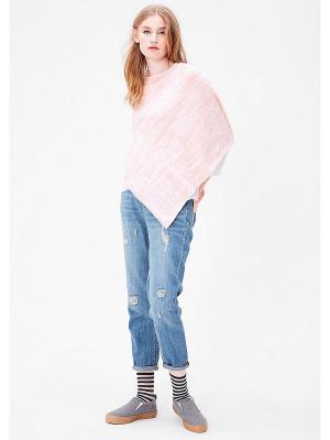 Пончо S.OLIVER. Цвет: розовый