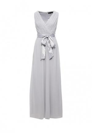 Платье Dorothy Perkins. Цвет: серый