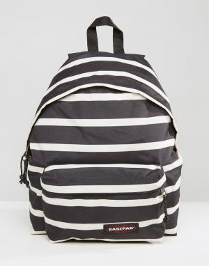 Eastpak Padded PakR BackpackStripe Black. Цвет: черный