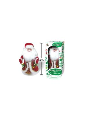 Фигурка Дед Мороз S-S. Цвет: красный
