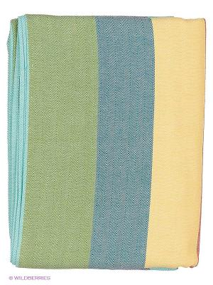 Слинг-шарф Нидл Mum`s Era. Цвет: рыжий, голубой, желтый, зеленый, оранжевый, фиолетовый