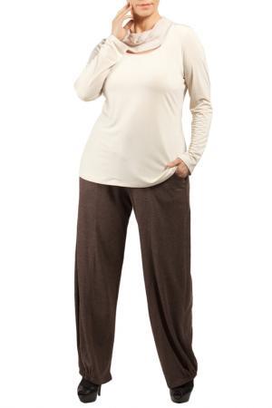 PANTS Zedd Plus. Цвет: light beige