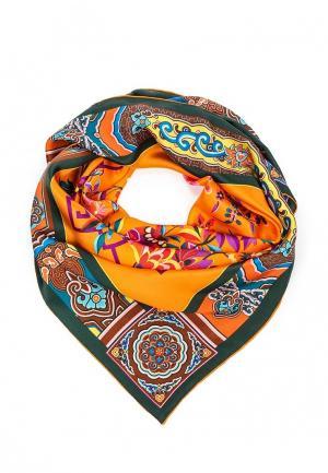 Платок Paccia. Цвет: оранжевый