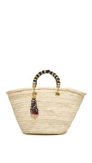 Объемная сумка с короткими ручками Andrea Giselle