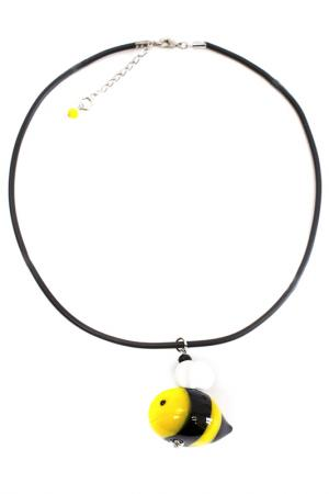 Кулон Divetro. Цвет: желтый, черный