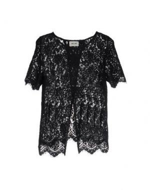 Блузка BELAIR. Цвет: черный