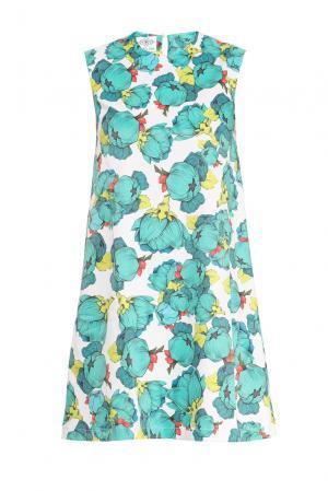 Платье 159374 Y.amelina. Цвет: разноцветный