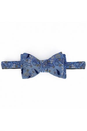 Бабочка ETON. Цвет: голубой