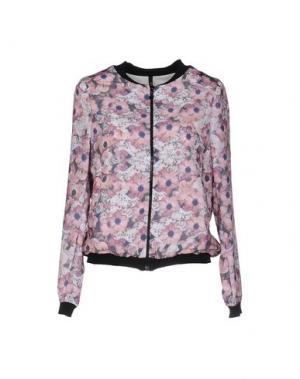 Куртка EMPATHIE. Цвет: розовый