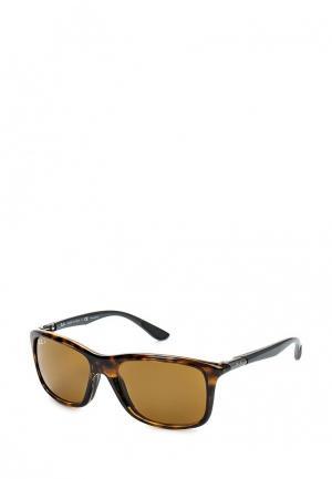 Очки солнцезащитные Ray-Ban®. Цвет: коричневый