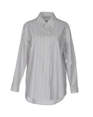 Pубашка EQUIPMENT FEMME. Цвет: серый