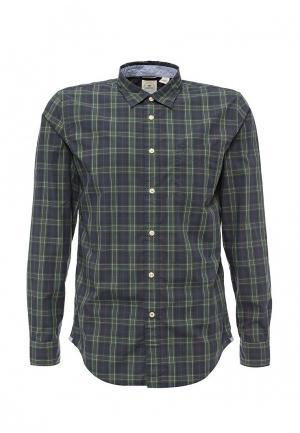 Рубашка Dockers. Цвет: зеленый