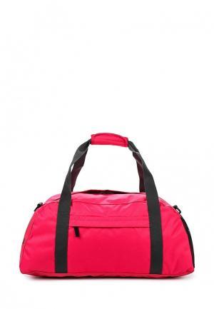 Сумка спортивная ASICS. Цвет: розовый