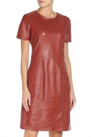 Платье Izeta Street. Цвет: рыжий