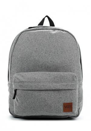 Рюкзак Vans. Цвет: серый