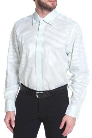 Рубашка Christian Lacroix. Цвет: бледно-зеленый, желтая полоса