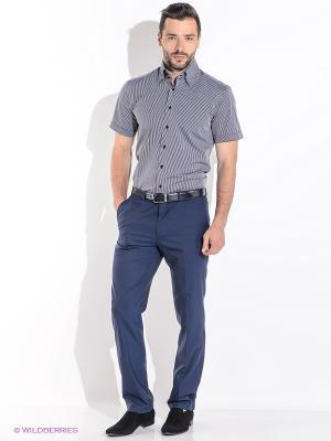 Рубашка Alfred Muller. Цвет: серый