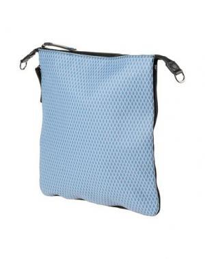 Рюкзаки и сумки на пояс GABS. Цвет: лазурный