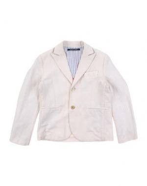 Пиджак ASTON MARTIN. Цвет: слоновая кость