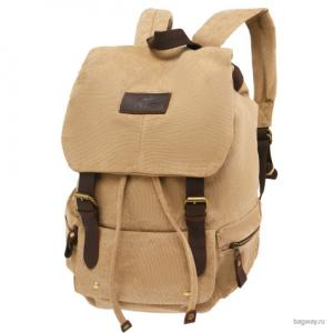 City П1160 (П1160-13 бежевый рюкзак) Polar. Цвет: коричневый