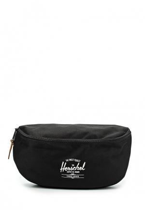 Сумка поясная Herschel Supply Co. Цвет: черный