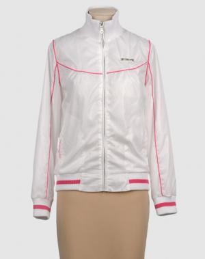 Куртка PARIS HILTON. Цвет: белый
