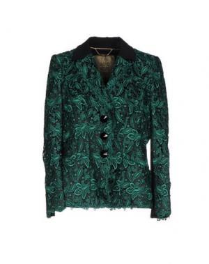 Пиджак MARIA GRAZIA SEVERI. Цвет: зеленый