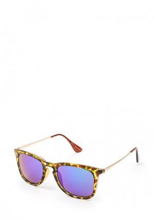 Очки солнцезащитные Visionmania. Цвет: мультиколор