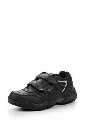 Кроссовки Ascot. Цвет: черный