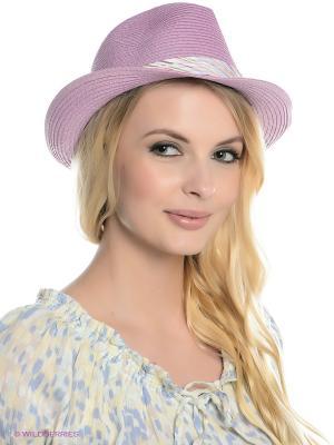 Шляпа Модные истории. Цвет: сиреневый