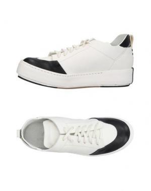 Низкие кеды и кроссовки ARTSELAB. Цвет: белый