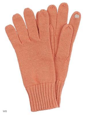 Перчатки S.OLIVER. Цвет: оранжевый