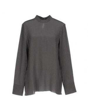 Блузка N_8. Цвет: черный
