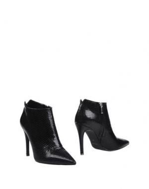 Ботинки BIANCA DI. Цвет: черный