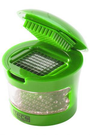 Чоппер для чеснока TECO. Цвет: зеленый