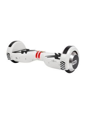 Детский гироскутер CarWalk Sport. Размер колеса 4,5 дюймов.. Цвет: белый