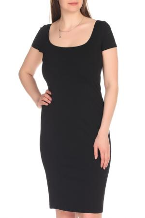 Прилегающее платье с овальным вырезом DSquared2. Цвет: 900