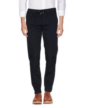 Повседневные брюки ONTOUR. Цвет: синий