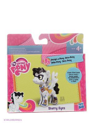 Базовая пони Создай свою Hasbro. Цвет: белый