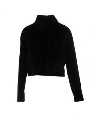 Куртка JIJIL. Цвет: черный