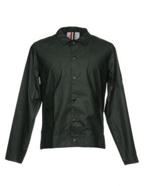 Куртка KILT HERITAGE. Цвет: темно-зеленый